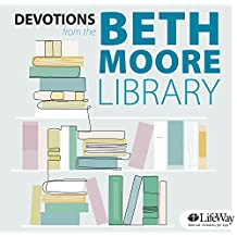 DEVOTIONS FROM THE BETH MOORE LIBRARY - AUDIO CD