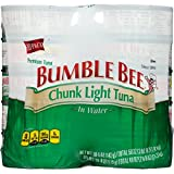 Cheap BUMBLE BEE Chunk Light Tuna in Water, Canned Tuna Fish, High Protein Food, 5oz Can (Pack of 10)