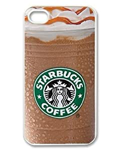 Starbucks Coffee Seatle Latte Iphone 5 Case Cover Style Ft030, Plastic Shell Hard Case Cover Protector by icecream design
