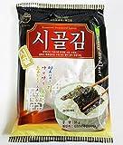 [Kyungcheon Food] SiGol Seaweed (Perilla oil) Premium Natural Roasted Seaweed Snack 55g 1.94oz(11sheet)-(Pack of 6)