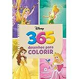365 desenhos Disney meninas