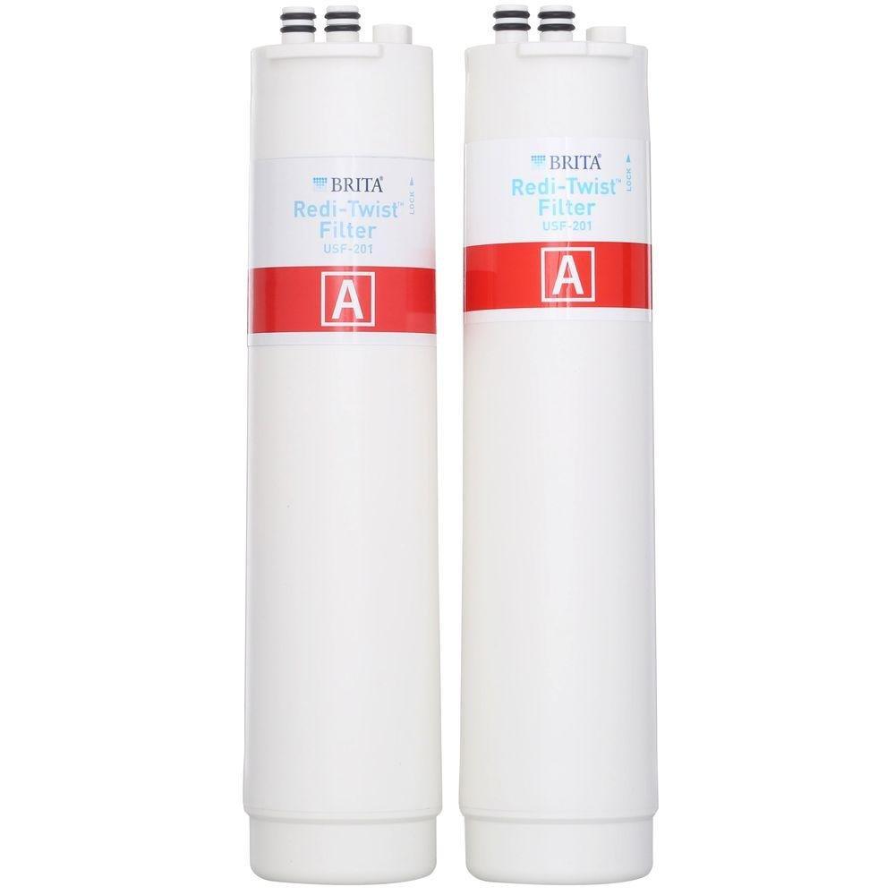 Brita Redi-Twist Reverse Osmosis Replacement Filter Set