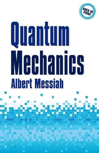 Quantum Mechanics (Dover Books on (Mechanics Textbook)