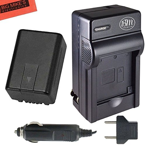 VW-VBK180 Battery And battery Charger fo - V700 Camcorder Shopping Results