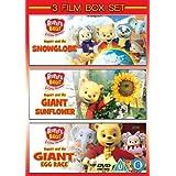 Rupert The Bear: Snowglobe/Giant Egg Race/Giant Sunflower