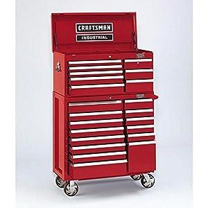 "Craftsman Industrial 5000 Series Tool Storage Units 8 Drawer Top Chest, 40"""