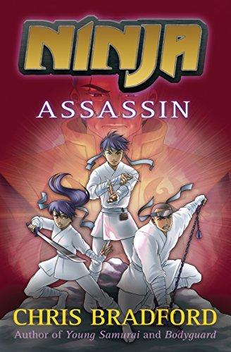Ninja: Assassin by Chris Bradford (2014-06-03): Amazon.com ...