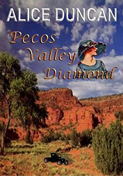 Pecos Valley Diamond by [Duncan, Alice]