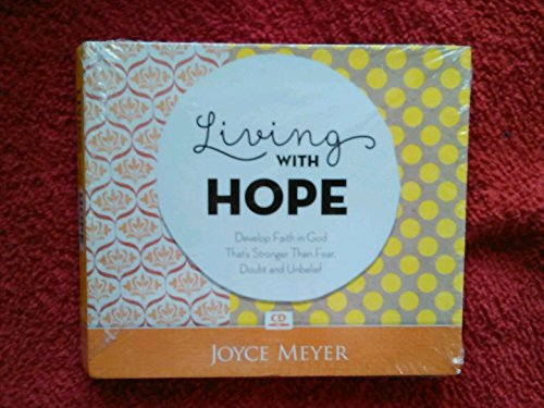Living With Hope CD Set 2015 Broken Cd Rom