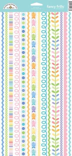 - Seaside Sugar Coated Cardstock Stickers 6