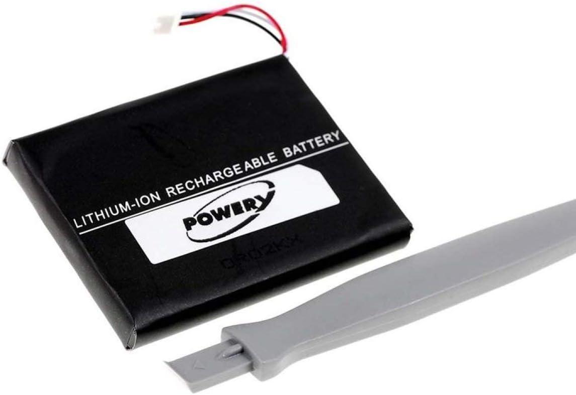 Powery Bater/ía para Apple iPod Photo 60GB