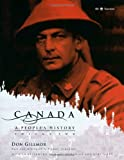 Canada - A People's History, Don Gillmor and Achille Michaud, 0771033362