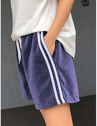 Blue chic da righe Pantaloncini YFLTZ Shorts A donna TEwE0H