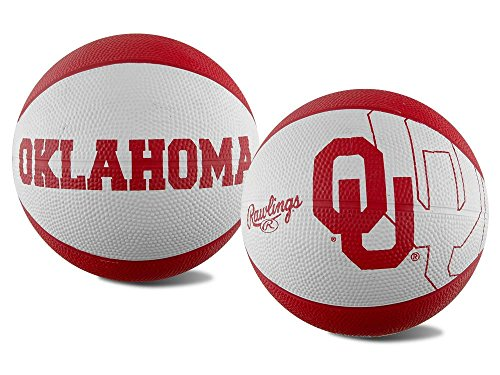 (Oklahoma Sooners Jarden Sports Alley Oop Youth Bas)