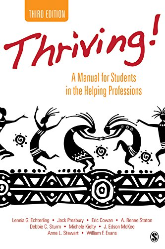 Download Thriving!: A Manual for Students in the Helping Professions Pdf