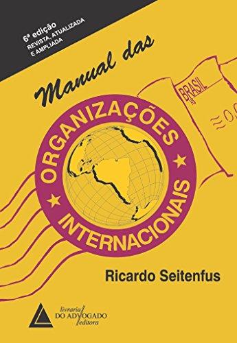 Manual das Organizações Internacionais