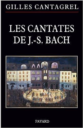 Livre gratuits en ligne Les cantates de Bach epub, pdf