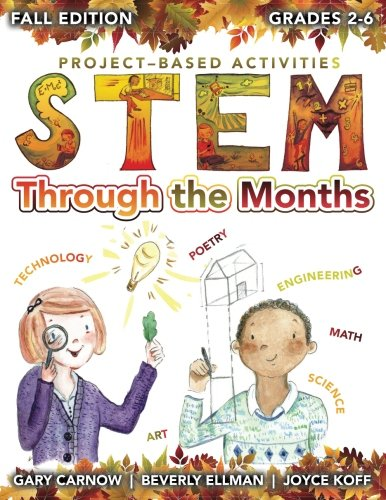 STEM Through the Months - Fall Edition (Volume 2)