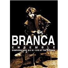 Glenn Branca Ensemble - Symphony Nos. 8 And 10 - Live At The Kitchen [1995] [DVD] by Glenn Branca