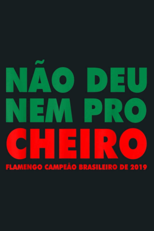 Flamengo Soccer Camisa N O Deu Nem Pro Cheiro: Notebook ...