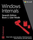 img - for Windows Internals, Book 1: User Mode book / textbook / text book