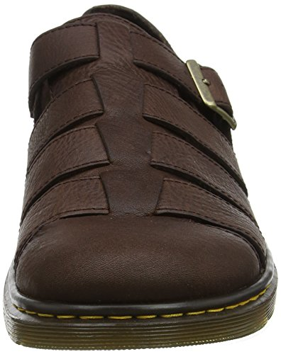 Dr. Martens Fenton Sandaal Donkerbruin Grizzly