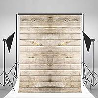 Laeacco 5x7ft Vinyl Photography Background Wood Floor Wall Scene 1.5*2.2m Backdrop Photo Studio Props