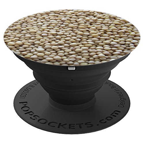 Bird Seed - For Animal Lovers - PopSockets Grip and Stand for Phones and Tablets (Seed Holder Bird Stick)