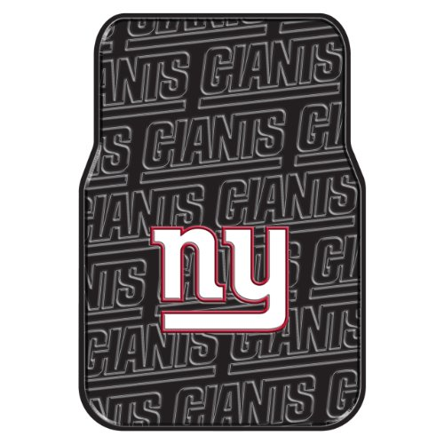 The Northwest Company Officially Licensed NFL New York Giants Auto Front Floor Mat,