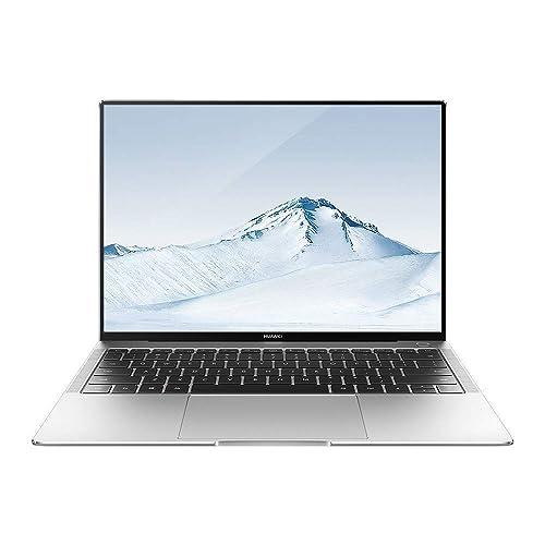 """Huawei 53010CXL Ultrabook 35,3"""" Argent (Intel Core i7, 8 Go de RAM, 512 Go, Nvidia GeForce MX150, Windows 10 Home) Clavier AZERTY Français"""