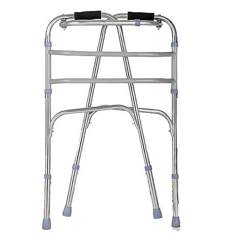 Andador Para Hombre Y Mujer Aluminio Ajustable Ultraligero Estilo ...