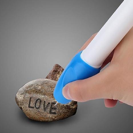 Amazon.com: Cordless Engraving Pen 4 Pack - DIY Carving Tool -  Multi-Surface Engraver - Electronic Etching Pen