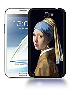 Girl With Pearl Earrings Painting Artwork Phone Designs For Case Samsung Galaxy S5 Cover