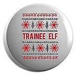 Hippowarehouse trainee elf Badge Pin