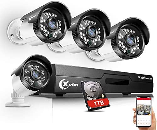 XVIM Outdoor Security Camera System product image