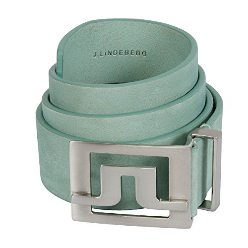 J Lindeberg Slater Belt (J. Lindeberg Slater 40 2.0 Brushed Leather Belt Mint)