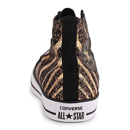 Converse Chuck Taylor All Star - Zapatillas para mujer Dorado