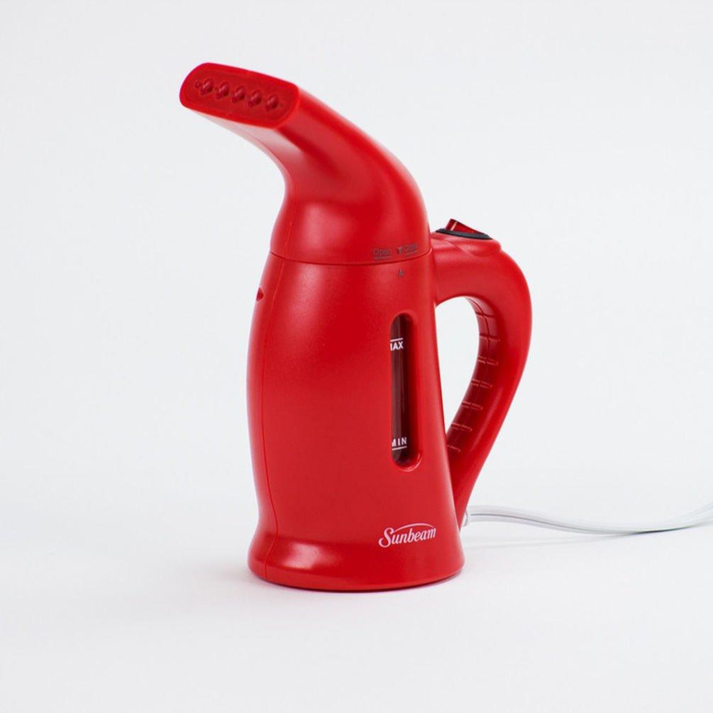 Smartek Sunbeam Travel Garment Steamer, Red Smartek USA SB51R