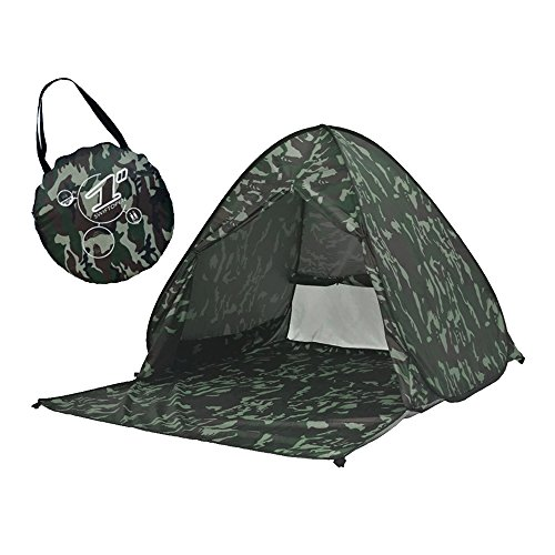 Fully Automatic Instant Pop up Tent Waterproof UV Outdoor Camping Mosquito UK
