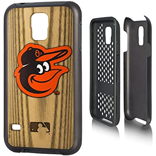 MLB Baltimore Orioles Rugged Series Phone Case Galaxy S8, One Size, One Color Sales