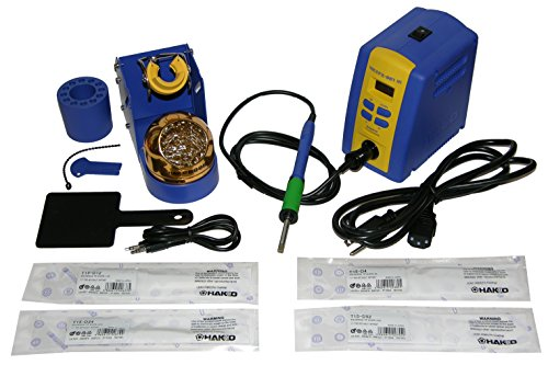 Hakko FX951 66 Professional Soldering following