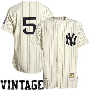 los angeles 22b61 1a2bb Mitchell & Ness Joe DiMaggio New York Yankees Authentic 1939 ...