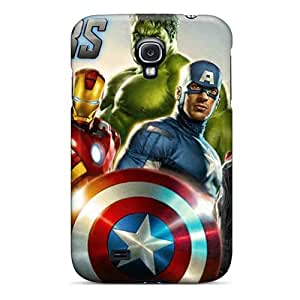 Scratch Protection Hard Cell-phone Case For Samsung Galaxy S4 (zqk14132sLPT) Unique Design HD Rise Against Pictures