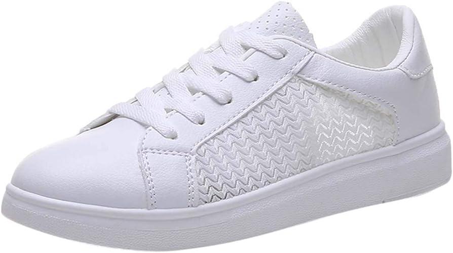 Femme Baskets Mode Classics Pas Cher Tendance Sneakers Basses