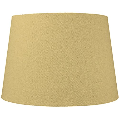 shantung drum lamp shade