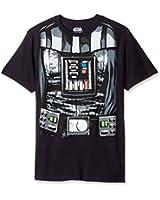 Disney Star Wars Darth Vader Costume Cape Tee T-shirt