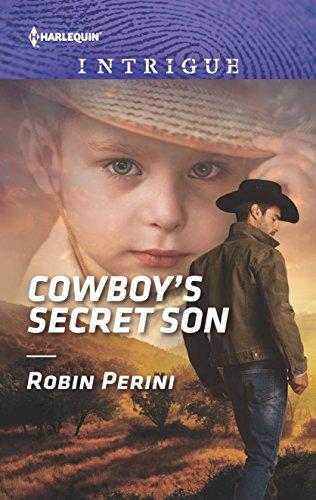 Cowboy's Secret Son (Harlequin Intrigue)