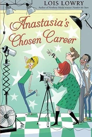 book cover of Anastasia\'s Chosen Career