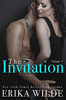 THE INVITATION (The Marriage Diaries Book 5) by [Wilde, Erika]