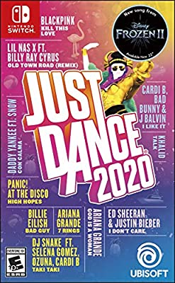 Just Dance 2020 for Nintendo Switch [USA]: Amazon.es: Ubisoft ...